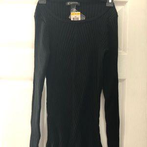 Inc women sweater petite medium